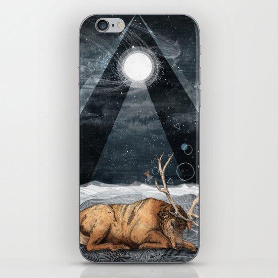 The Unsleeping Dream iPhone Skin