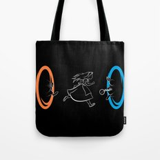 Forever Late Tote Bag