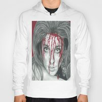 kris tate Hoodies featuring Sharon Tate  by Jimmy Lee
