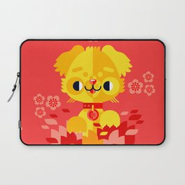 Year of the Dog 2018 Laptop Sleeve