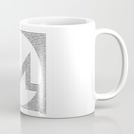 Binary Monero Coffee Mug