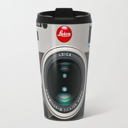 Leica Camera M9 Silver Travel Mug
