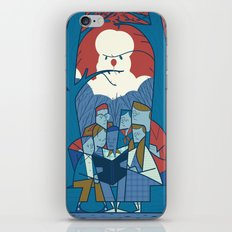 We all float down here iPhone Skin