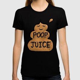 Poop Juice T-shirt
