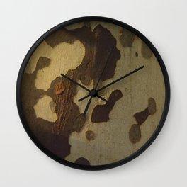 Woodlight Wall Clock