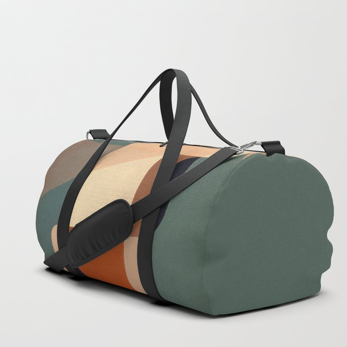 Mud Wall Duffle Bag