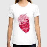 david lynch T-shirts featuring David Lynch by Daniel Grushecky