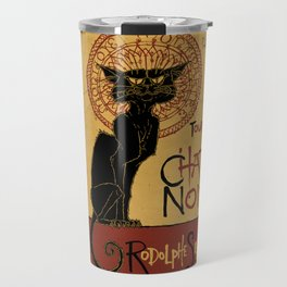 Le Chat Noir Travel Mug