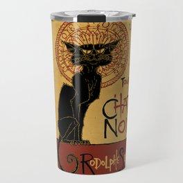 Le Chat Noir Travel Mug