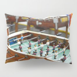 Soccer tables Pillow Sham
