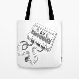 """""""I Will Not Call This Road Home, Though It Is All I Know"""" Tote Bag"""