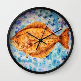 Halibut Wall Clock