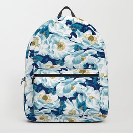 Mount Cook Lily (Night) Backpack