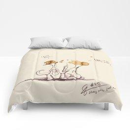 coffeemonsters 493 Comforters