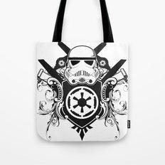 Storm Trooper Coat of Arms Tote Bag
