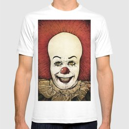 It - Pennywise (Color Version) T-shirt