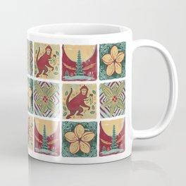 Bali Tile Arts Coffee Mug