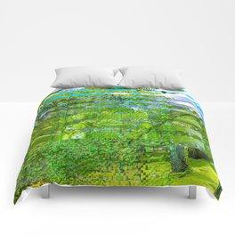 Landscape of My Heart (segment 1) Comforters