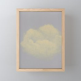 Dare to Dream - Cloud 41 of 100 Framed Mini Art Print