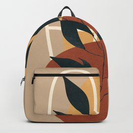 Abstract Shapes No.16 Backpack