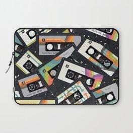 Retro Vintage Cassette Tapes Laptop Sleeve