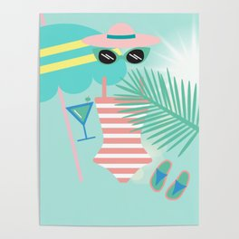 Palm Springs Ready Poster