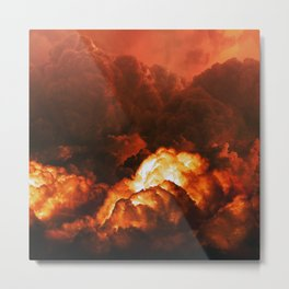 Apocalypse Metal Print
