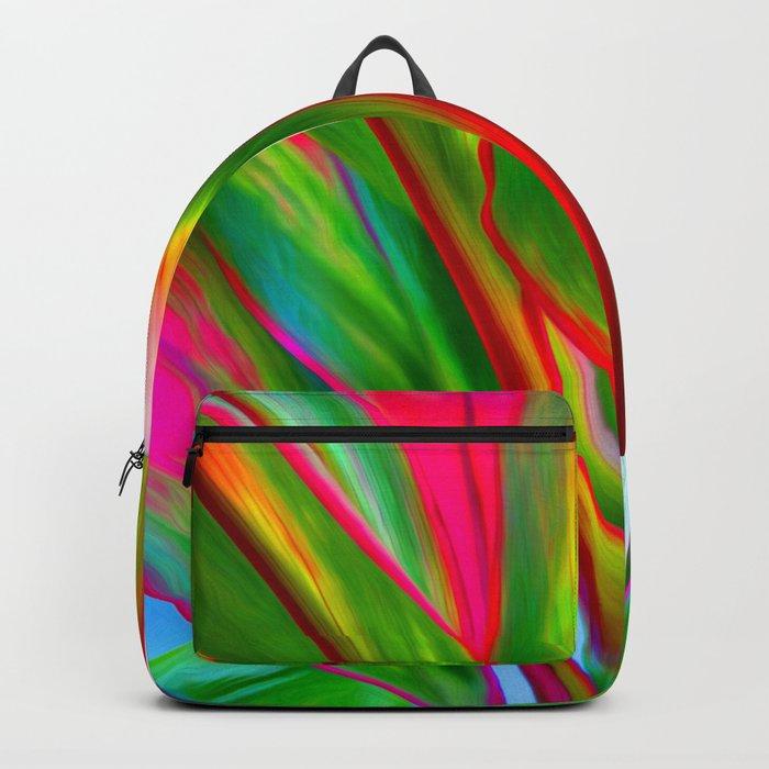 Ti Leaf Series #4 Backpack