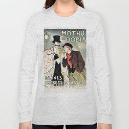 Mothu et Doria Long Sleeve T-shirt