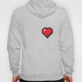 8 Bit Love Hoody