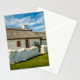 Cottage In Wales Stationery Cards