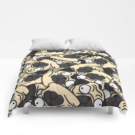 PUGS! Comforters