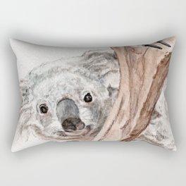 Koala Peek-A-Boo Rectangular Pillow