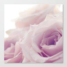 Pastel Pink Canvas Print