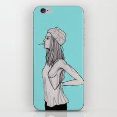 Tank iPhone & iPod Skin