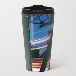 Urban Nights, Urban Lights #4 Travel Mug