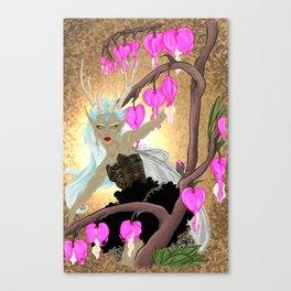 Queen Titania Canvas Print