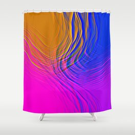 SUBMITTION Shower Curtain