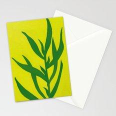 Leaf Shadow Stationery Cards