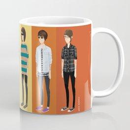 Tegan and Sara: Tegan collection Coffee Mug