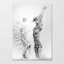 Automa V Canvas Print