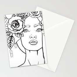 Rose to the Occasion Stationery Cards