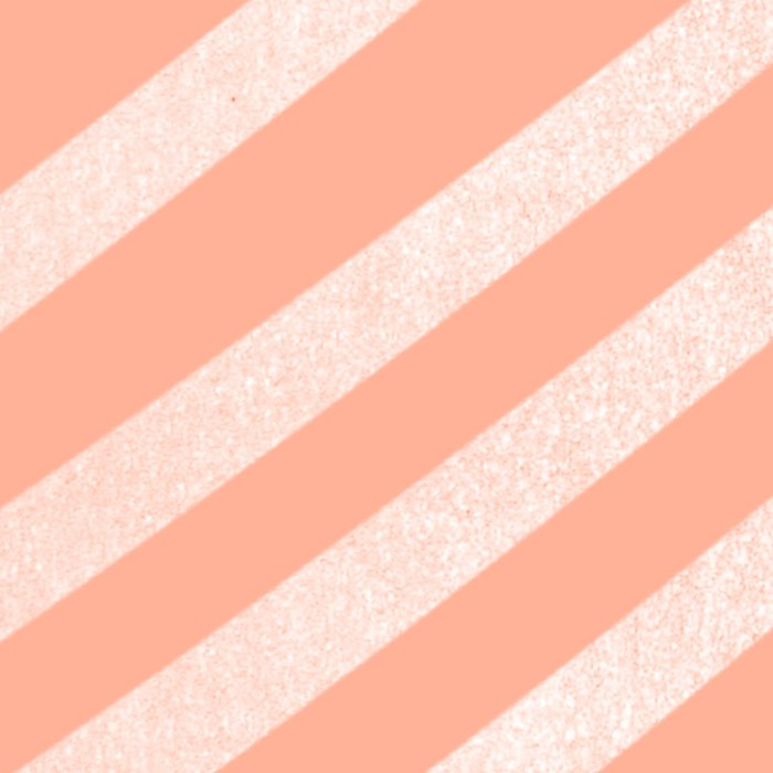 Sweet Life Swipes Peach Coral Shimmer Leggings