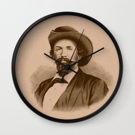 General John Hunt Morgan Wall Clock