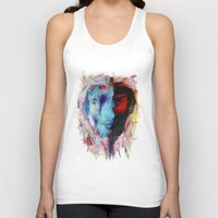 persona Tank Tops featuring Persona by DesArte