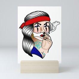 traditional Mini Art Print