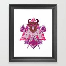 blackmagic.v2 Framed Art Print