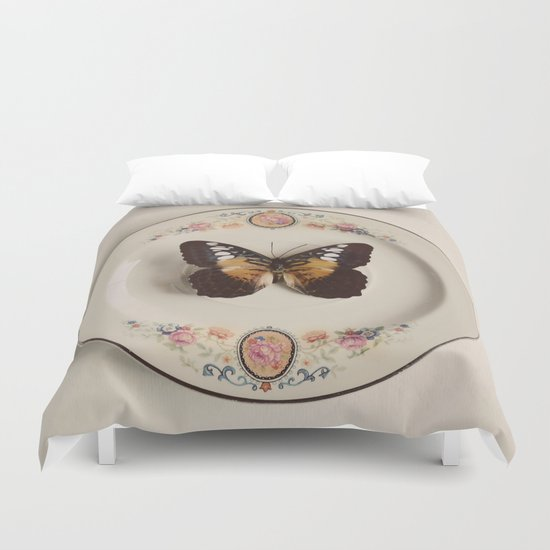 butterfly #5 Duvet Cover