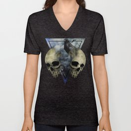 Lost in the Woods Unisex V-Neck