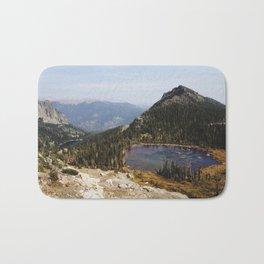 Rocky Mountain Lakes Bath Mat
